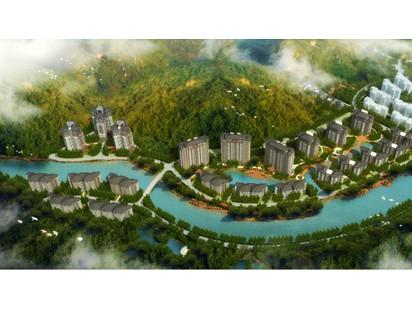天沐温泉谷
