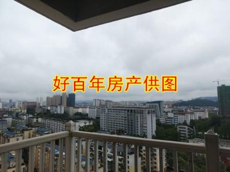 国光附近江山帝景大气毛坯三房视野开阔仅售53.8万