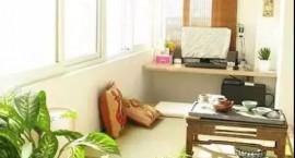 设计师教你阳台72变!书房,卧室,储物室都有了