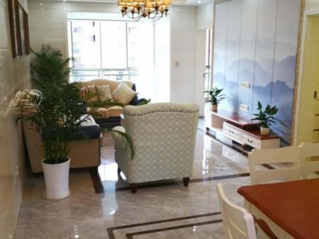 御湖城3室2厅1卫90平米  64.8万