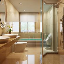 卫生间在房子中间好吗?卫生间在房子中间的化解方法。