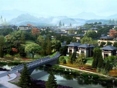 荣盛·温泉养生谷