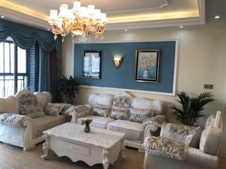 碧桂园3房2厅2卫,118平方米,豪华装修,迷全套品牌家居,86万元