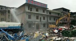 宜春棚改|这个曾有1600余人的居民小组已是人去楼空,拆除工作已正式启动!