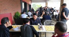 全国象棋业余棋王赛江西赛区宜春邀请赛在田园壹品居举行。