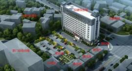 总投资约5000万,万载这所医院拆迁后将建设成这样!