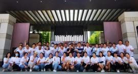热血正燃 聚力前行 | 江西新华银泰置业有限公司2020年第一届员工运动会圆满举行!