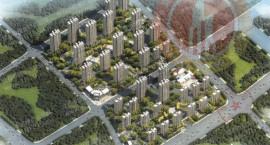 宜春棚改|中心城区这个棚改安置房建设指标和效果图来了!