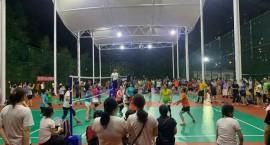 宜春中心城区已建有约20个高水平、开放式运动游园,均免费向社会开放。